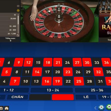 Bạn đã biết cách chơi Roulette phá đảo mọi sòng bài chưa ?