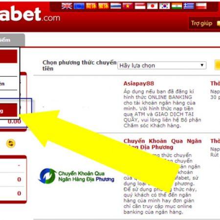 Gửi tiền Dafabet qua 2 cách siêu tiện dụng cho thành viên